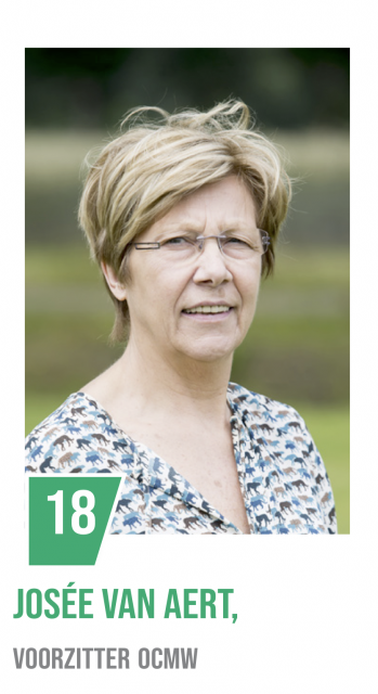 Josée Van Aert